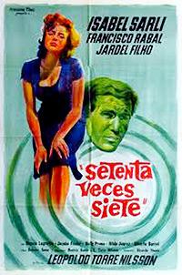 Cartel de cine erótico 1962