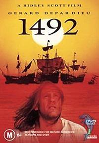 Cartel de cine histórico 1992