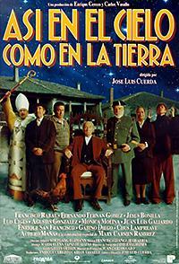 Cartel de cine Español 1995