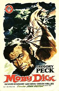 Cartel de cine aventuras 1956