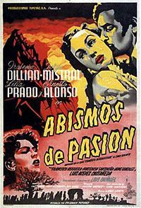 Cartel de cine apócrifos 1953