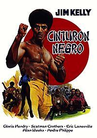 Cartel de cine acción 1974