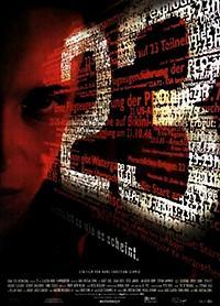Cartel de cine psicópatas 1997