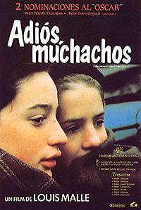 Cartel de cine Francés 1987