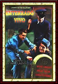 Cartel de cine carcelario 1939