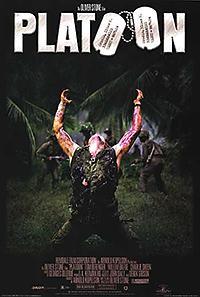 Cartel de cine bélico 1986