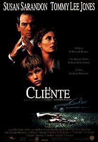 Cartel de cine intriga 1994