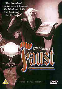 Cartel de cine expresionista 1926