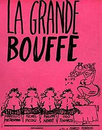 Cartel de cine Francés 1973