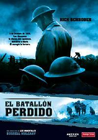Cartel de cine bélico 2001