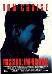 Cartel de cine acción 1995