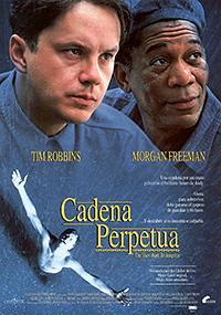 Cartel de cine carcelario 1990