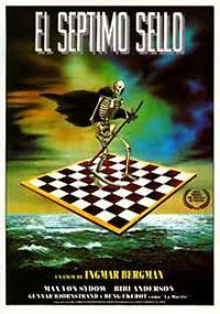 Cartel de cine apocalipsis 1957