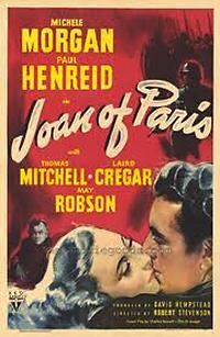 Cartel de cine bélico 1942