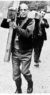 Cartel de cine cristiano 1936-1944