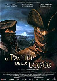 Cartel de cine fantástico 2001