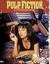 Cartel de cine acción 1994