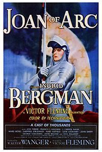 Cartel de cine histórico 1948