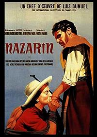 Cartel de cine literatura universal 1958