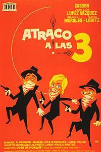 Cartel de cine comedia 1962