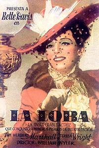 Cartel de cine drama 1941