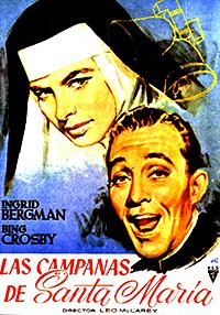 Cartel de cine religioso 1945