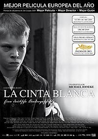 Cartel de cine europeo 2009