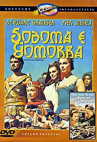 Cartel de cine biblico 1962