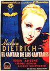 Cartel de cine clásico 1933