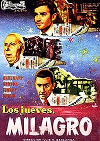Cartel de cine Español 1957