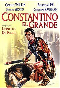 Cartel de cine cristiano 1962