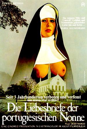 Cartel de cine erótico 1977