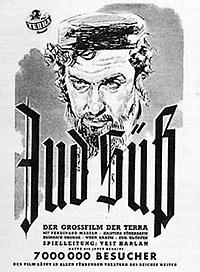 Cartel de cine aleman 1940