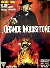 Cartel de cine del Reino Unido 1968