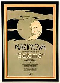 Cartel de cine literatura erotica 1923
