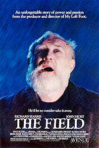 Cartel de cine drama 1990