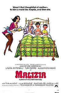Cartel de cine erotico 1973