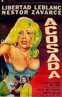 Cartel de cine latino1964