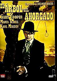 Cartel de cine oeste 1959