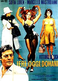 Cartel de cine erotico 1965