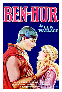 Cartel de cine histórico 1925