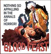 Cartel de cine terror 1963
