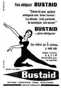 Cartel de cine independiente Bustaid