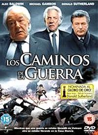 Cartel de cine belico 2002