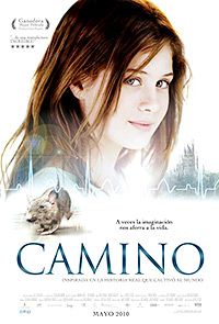 Cartel de cine drama 2008