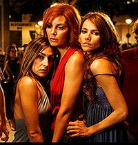 Cartel de cine erotico 2008