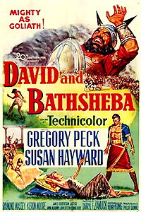 Cartel de cine histórico 1951