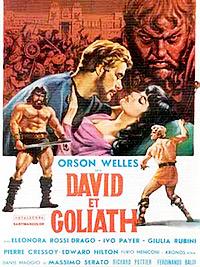 Cartel de cine histórico 1960