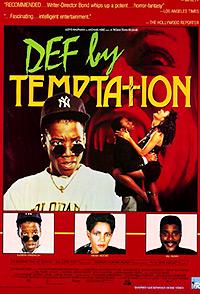 Cartel de cine erotico 1990