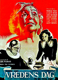 Cartel de cine clásico 1943